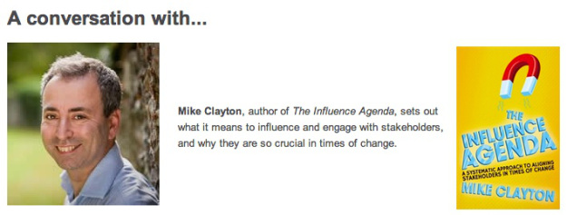 A conversation with Mike Clayton