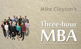 The Three Hour MBA