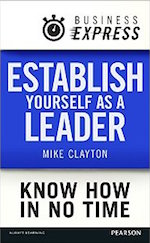 Establish Yourself as a Leader