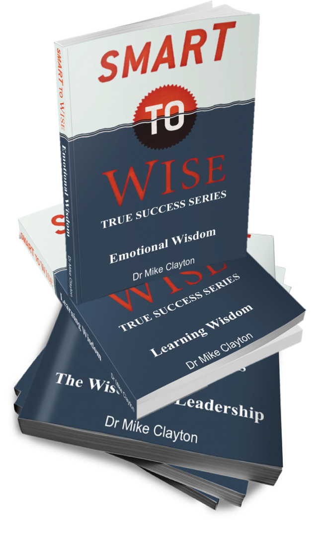 Smart to Wise: 3 Wisdom eBooks